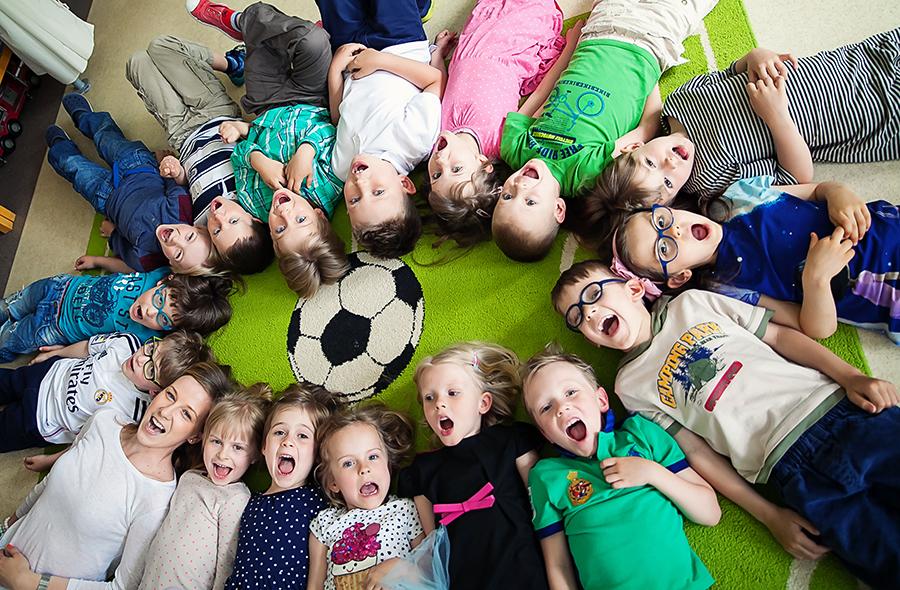 fotografia przedszkolna
